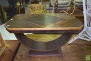 Sale 8390 - Lot 1133 - Deco Coffee Table