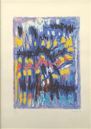 Sale 8485A - Lot 5013 - Antonio Corpora (1909 - 2004) - Untitled 50 x 70cm