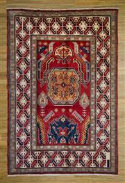 Sale 8566C - Lot 32 - Persian Kashan 194cm x 263cm