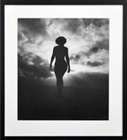 Sale 8358 - Lot 549 - Max Dupain (1911 - 1992) - Nude in Sunlight - Cronulla, 1937 45 x 40cm