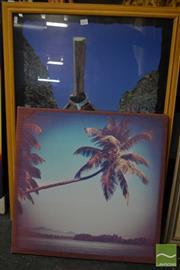 Sale 8464 - Lot 2052 - Two Artworks
