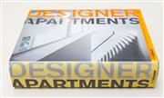 Sale 8709 - Lot 1091 - Designer Apartments. A weighty tome.