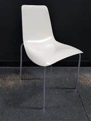 Sale 8741 - Lot 1006A - Dondoli e pocci Moulded Plastic Chair