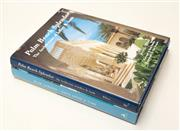 Sale 8709 - Lot 1092 - Books on Californian Aesthetic including Slim Aarons Once upon a Time, and Palm Beach Splendor, The Architecture of Jeffrey W Smith.