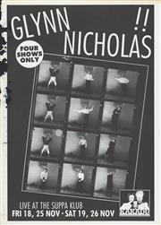 Sale 8766A - Lot 5076 - Glynn Nicholas!! - offset lithograph