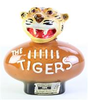 Sale 8994W - Lot 684 - Tigers Football Jim Beam Decanter (H20cm)