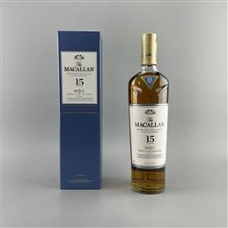 Sale 9142W - Lot 1055 - The Macallan Distillers Triple Cask Matured 15YO Highland Single Malt Scotch Whisky - 43% ABV, 700ml in box