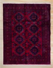 Sale 8566C - Lot 34 - Afghan Khal Mohamadi 235cm x 173cm