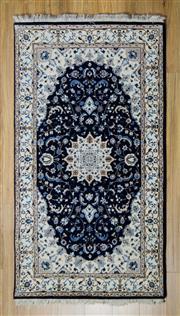 Sale 8576C - Lot 40 - Indo Persian Nain 168cm x 92cm