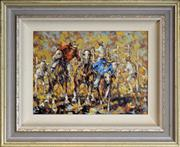 Sale 8309A - Lot 69 - Siegfried Schneider (1935 - ) - The Bull Dodgers signed lower right