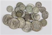 Sale 8432 - Lot 15 - Australian Sterling Silver Coins