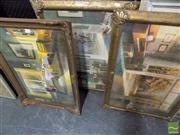 Sale 8461A - Lot 2077 - 3 Framed Artworks
