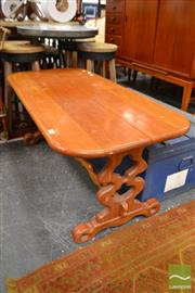 Sale 8480 - Lot 1153 - Timber Coffee Table