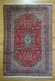 Sale 8625C - Lot 7 - Persian Kashan 344cm x 235cm