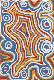 Sale 8718 - Lot 523 - Pukurny Mick Gill Tjakamarra (c1920 - ) - Nyuntunpar, 1997 acrylic on linen
