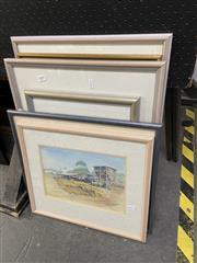 Sale 8914 - Lot 2089 - 6 G. Fairburn Watercolours, most Boating Scenes