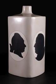 Sale 9015 - Lot 5 - Large John Derian American Revolution Vase H:40cm