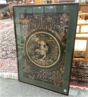 Sale 9087 - Lot 2055 - Tibetan Thangka 83 x 59cm