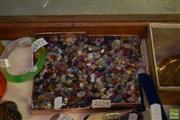 Sale 8509 - Lot 2254 - Tray Polished Gem Stones