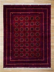 Sale 8566C - Lot 36 - Super Fine Afghan Beljic 290cm x 210cm