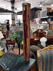 Sale 8688 - Lot 1090 - Modern Cylinder Vase