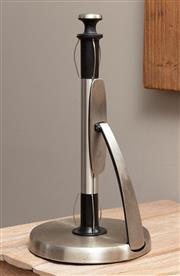 Sale 8904H - Lot 75 - A brushed steel paper towel holder