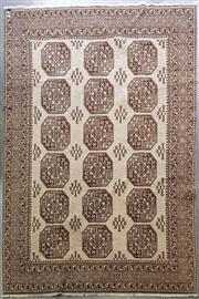 Sale 8962 - Lot 1063 - Brown Tone Afghan Filpa (300 x 200cm)