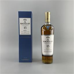 Sale 9142W - Lot 1058 - The Macallan Distillers Triple Cask Matured 15YO Highland Single Malt Scotch Whisky - 43% ABV, 700ml in box
