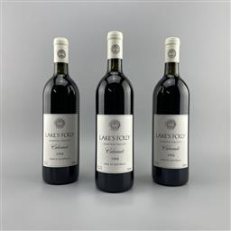 Sale 9173W - Lot 773 - 3x 1994 Lakes Folly Cabernets, Hunter Valley