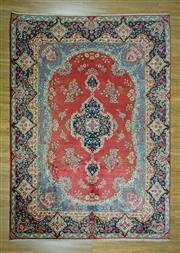 Sale 8625C - Lot 8 - Persian Kerman 345cm x 255cm