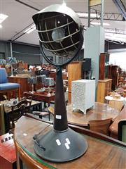 Sale 8740 - Lot 1023 - Industrial Style Table Lamp