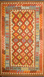 Sale 8307A - Lot 29 - Persian Kilim 264cm 158cm RRP $500