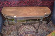 Sale 8390 - Lot 1282 - Timber Hall Table