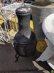 Sale 8601 - Lot 1227 - Small Fire Pit