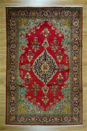 Sale 8625C - Lot 9 - Persian Viss 325cm x 210cm