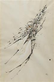 Sale 8708A - Lot 593 - William Rose (1929 - 1997) - Untitled, 1975 68 x 45.5cm