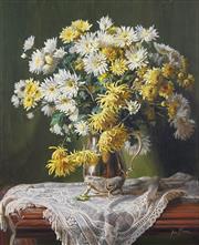 Sale 8755 - Lot 525 - Ann Morton (1958 - ) - Still Life 60.5 x 75cm