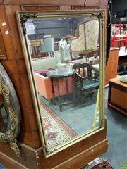 Sale 8570 - Lot 1065 - Gilt Framed Mirror
