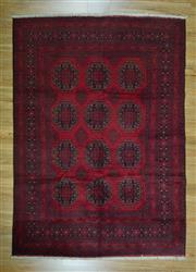 Sale 8625C - Lot 10 - Afghan Khal Mohamadi 285cm x 203cm