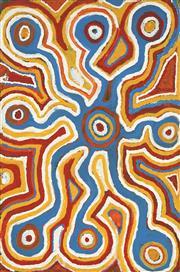 Sale 8718 - Lot 521 - Pukurny Mick Gill Tjakamarra (c1920 - ) - Untitled, 1997 acrylic on canvas