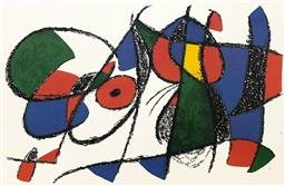 Sale 9108A - Lot 5028 - Joan Miro (1893 - 1983) - Volume II Litho VIII 44 x 61 cm (sheet)