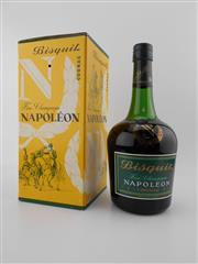 Sale 8479 - Lot 1726 - 1x Bisquit Napoleon Cognac - old bottling in box
