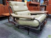 Sale 8607 - Lot 1054 - Pieff Alpha Swivel Chair