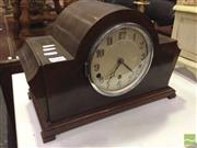 Sale 8412 - Lot 1046 - Art Deco Mantle Clock