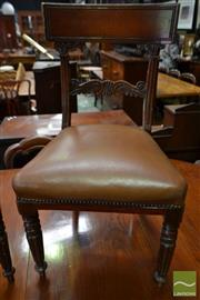 Sale 8500 - Lot 1078 - Pair of George IV Chairs