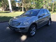 Sale 8520V - Lot 5006 - Mercedes-Benz ML280 CDi Wagon, 164,727km                                         Year: 2007...