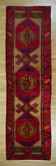 Sale 8625C - Lot 12 - Persian Hamadan 415cm x 120cm