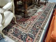Sale 8680 - Lot 1050 - Large Woollen Brown Tone Floor Rug (360cm x 270cm)
