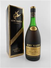 Sale 8479 - Lot 1728 - 1x Remy Martin VSOP Cognac - old bottling in box