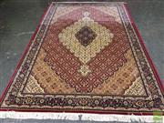 Sale 8495F - Lot 1035 - Brand New Turkish Tabriz (310 x 210cm)